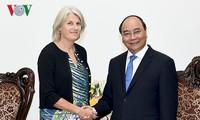 Vietnam legt großen Wert auf die Entwicklung der umfassenden Partnerschaft mit Dänemark