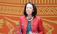 Vietnam fördert Beziehungen mit tschechischen Parteien