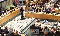 Position Vietnams 39 Jahre nach dem UN-Beitritt