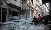 Syrien: Schwere Luftangriffe in Aleppo nach dem Ende der Waffenruhe