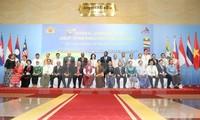 Botschaft des Staatspräsidenten Tran Dai Quang an AIPA-37