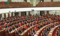 Bevölkerung unterstützt die Entschlossenheit zum Aufbau und zur Gestaltung der Partei
