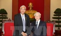 Myanmars Präsident beendet Besuch in Vietnam