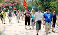 Vietnam empfing mehr als acht Millionen ausländische Touristen seit Anfang des Jahres