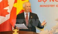 Kanada will die USA dazu bewegen, ihre Rolle bei multilateralen Vereinbarungen aufrechtzuerhalten