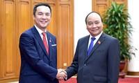 Vietnam betrachtet Japan als führenden und wichtigen Partner
