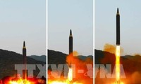 Nordkorea startet erneut eine Rakete