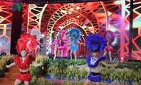Eröffnung des Obstfestes in Südvietnam