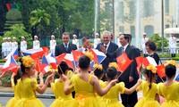 Gemeinsame Erklärung zwischen Vietnam und Tschechien