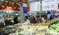 Vietnam steht an der 6. Stelle in der Rangliste der globalen Einzelhandelsmärkte