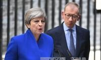 Britische Premierministerin bildet Kabinett um