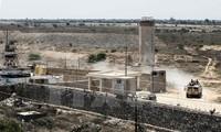 Hamas: Ägypten ist bereit für die Kooperation bei der Lösung der Krise im Gazastreifen