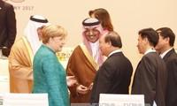 Premierminister Nguyen Xuan Phuc beendet sein Besuch in Deutschland