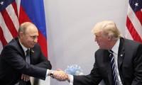 Russlands Präsident richtet sich an eine neue Zusammenarbeitsära mit der Regierung von Donald Trump