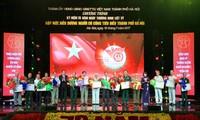 Hauptstadt Hanoi ehrt Menschen mit großen Verdiensten