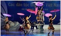 Eröffnung des Wettbewerbs der Tanztalente 2017