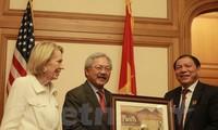 Die vietnamesischen Provinzen stellen ihr Image in den USA vor