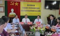 Die Holztafeln der Nguyen-Dynastie soll international vorgestellt werden