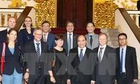 Vietnam wünscht Investitionen der europäischen Unternehmen