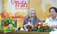 Präsentation der Autobiographie der Unterstützerin der vietnamesischen Agent-Orange-Opfer