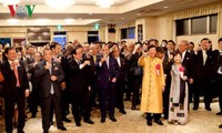 Vietnamesische Gemeinschaft im Ausland begeht den Nationalfeiertag