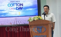 """Erstmals wird der Festtag """"Cotton Day"""" in Vietnam veranstaltet"""