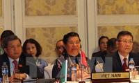 Vize-Parlamentspräsidentin Tong Thi Phong nimmt an der Sitzung der AIPA-38 teil