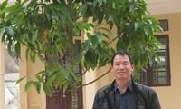 Der in Deutschland lebende Pham Hung Manh engagiert sich für den Anbau von Pflanzen in Vietnam
