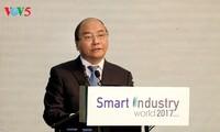 Premierminister: Die industrielle Revolution 4.0 als Chance für den Wohlstand des Landes