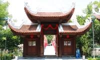 Besuch beim Tempel Cau Nhi zum neuen Jahr