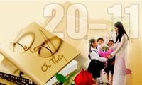 """Tradition """"Respekt vor Lehrern und Lernbegierigkeit"""" von Vietnamesen"""