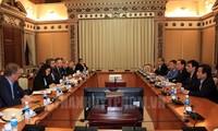 Verstärkung der Zusammenarbeit zwischen Ho Chi Minh Stadt und Bundesland Rheinland Pfalz