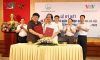 Die Stimme Vietnams und die Nationalhochschule Hanoi unterzeichnen Kooperationsprojekt