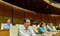 Verschiebung des Termins zur Verabschiedung des Gesetzes für Sonderverwaltungs- und –wirtschaftszone
