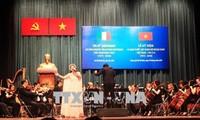 Feier zum 45. Jahrestag der Aufnahme diplomatischer Beziehung zwischen Vietnam und Italien