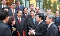 Bổ nhiệm Đại sứ, Tổng lãnh sự Việt Nam ở nước ngoài