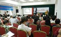 """Hội thảo """"Nguyễn Huy Tưởng và lịch sử"""" nhân 100 năm ngày sinh Nguyễn Huy Tưởng"""