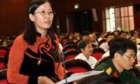 Quốc hội thảo luận về Dự thảo Luật phòng, chống rửa tiền