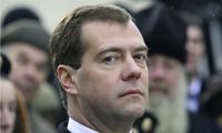 Thủ tướng Chính phủ Liên bang Nga Dmitry Medvedev thăm chính thức Việt Nam