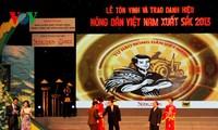 Tôn vinh Nông dân Việt Nam xuất sắc 2013