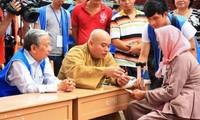 Hội từ thiện Minh Đức với chương trình khám bệnh cho hơn 5000 đồng bào nghèo Hà Tĩnh