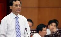 Chất vấn Tổng thanh tra Chính phủ Huỳnh Phong Tranh:  tập trung công tác phòng chống tham nhũng
