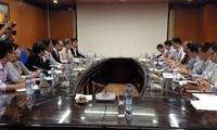 VOV và NHK đẩy mạnh hợp tác kỹ thuật truyền thông