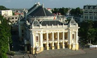 Nhà hát Lớn Hà Nội, công trình nghệ thuật kiến trúc lịch sử