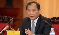 Ủy ban thường vụ Quốc hội  cho ý kiến về dự án Luật tổ chức chính quyền địa phương
