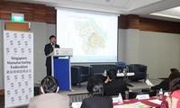 Tỉnh Vĩnh Phúc tăng cường kêu gọi đầu tư từ Singapore