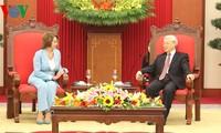 Đưa quan hệ Việt Nam và Hoa Kỳ lên tầm đối tác chiến lược
