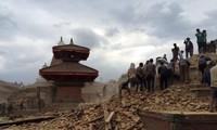 Người Việt bắt đầu trở về từ Nepal