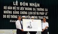 Hai quần đảo Hoàng Sa và Trường Sa là của Việt Nam