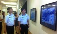 Triển lãm về biển đảo và chiến sĩ hải quân